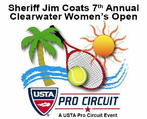 2011 Clearwater Womens Open Logo Edit