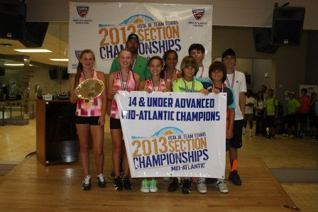 2013 14U Advanced Champions