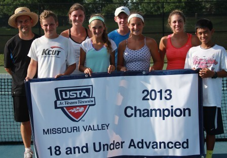 2013 18U Advanced Champions