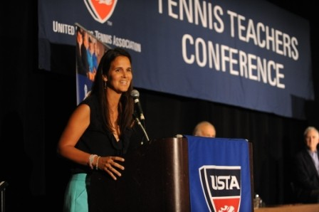 The 2010 TTC featured the top coaches from all across the United States, as well as several celebrit