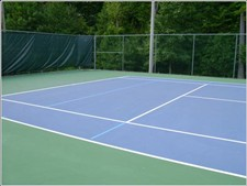 Blended 36' and 60' Tennis Lines
