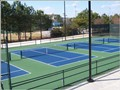 Permanent 36' Tennis Court