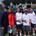 USTA Serves 2010 Pro Am