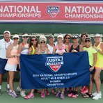 2014 Nationals: USTA League 40 & Over 3.0 Champs