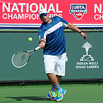 2014 Nationals: Indian Wells - Week 2 Action
