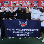 2012 6.0, 8.0, 10.0 Mixed Nationals Champions
