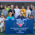 2014 Nationals: USTA League 18 & Over 3.0 Champs