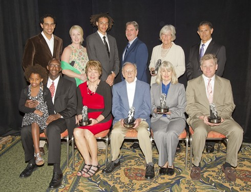 1 - the 2014 Annual Meeting Award Winners