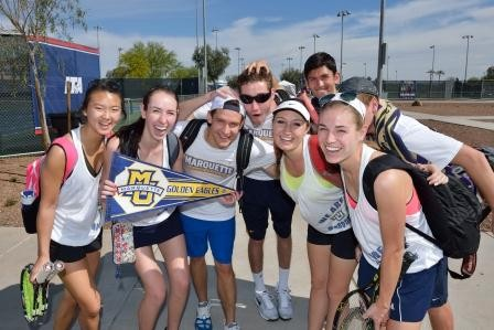 2014 Tennis On Campus: We've Got Personality