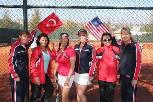 Bueno Cup, USA vs Turkey