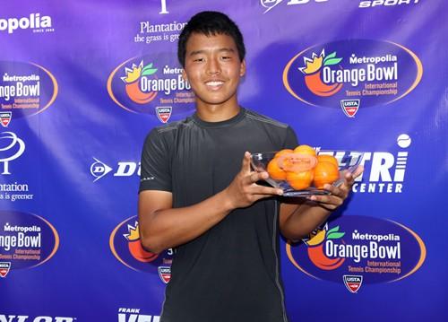 Chung OrangeBowl