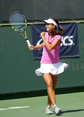 CiCi Bellis Finals