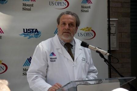Mount Sinai Partners With USTA, US Open