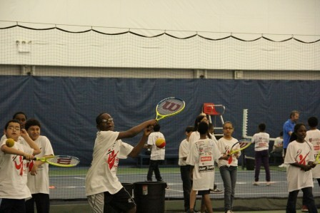 2013 Say Yes To Tennis, No To Violence
