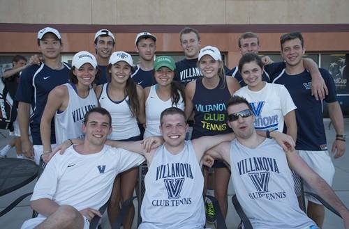 2013 Tennis On Campus Nationals - Team Fun