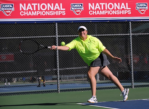 2013 USTA League Mixed Nationals: Week 1 Action