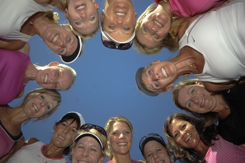 USTA League 4.0 Fun Team Photos