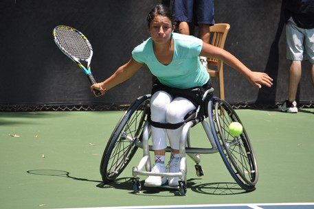 2012 USTA/ITF Junior Wheelchair Camp