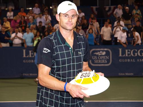 Andy Roddick is turning 31 years old!