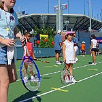 2001 Arthur Ashe Kids Day