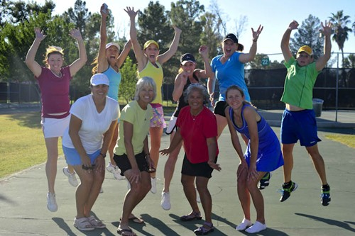 2012 USTA League 4.5 Adult National Championships