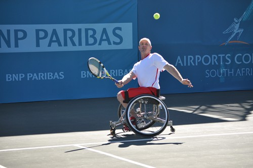 2011 WTC-Day  Jon Rydberg Destroys Team Chile in Singles on Thursday