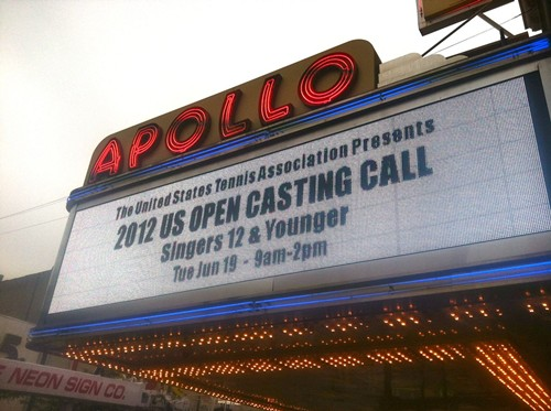 2012/06/19_2012 US Open_Casting Call at the Apollo Theater