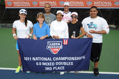 2011 USTA League 6.0, 8.0 &amp;amp; 10.0 Nationals