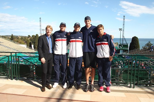 U.S. Davis Cup Team