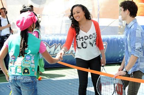 Community Tennis / Smashzone Mobile Tour