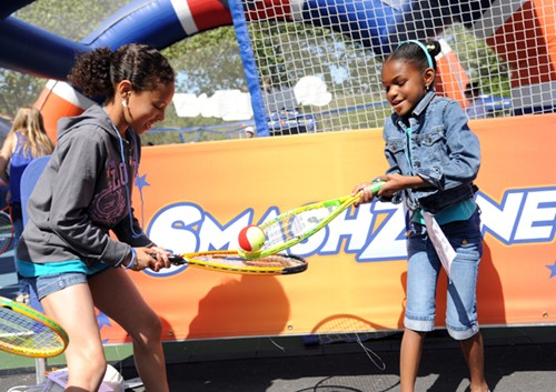 Community Tennis / Smashzone Mobile Tour