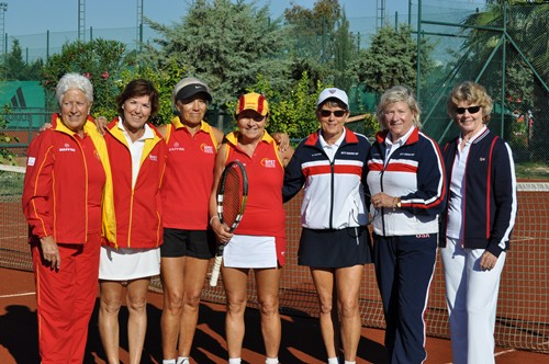 2010 ITF Super Seniors World Team Championships