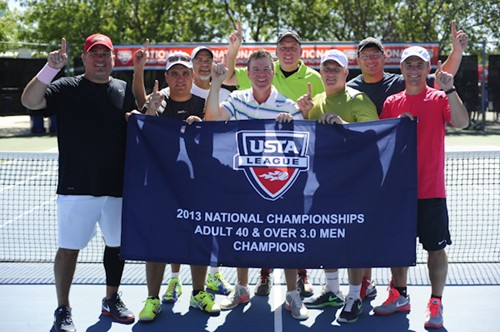 2013 League National Champions: Second Weekend