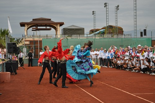 Opening Cermony Dancers 2