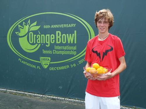 Rublev Orange