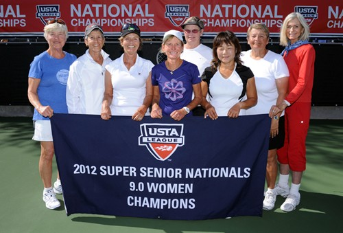USTA League Super Seniors: Week 2 Awards