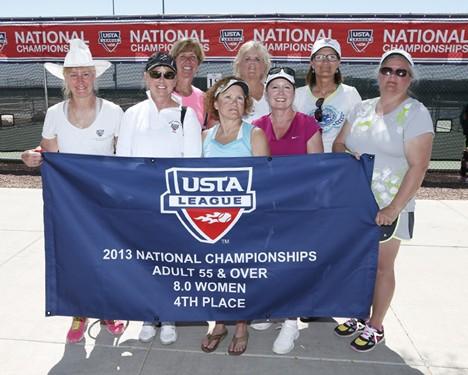 USTA League 55 & Over 6.0 & 8.0 Nationals