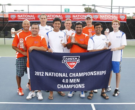 2012 USTA League 4.0 Adult National Championships