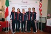 U.S. Fed Cup team