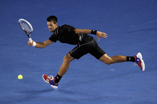 2012 Australian Open - Day 8