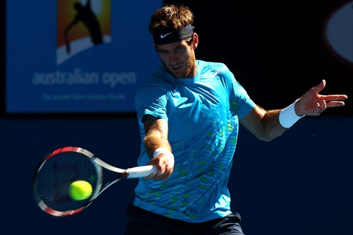 2012 Australian Open - Day 9