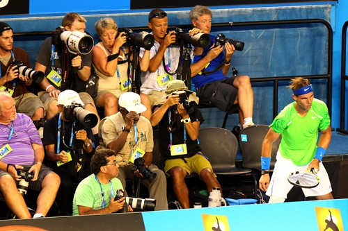 2012 Australian Open: Day 14