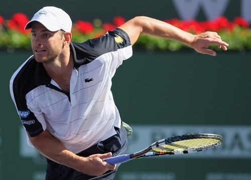 2012 BNP Paribas Open: Early Rounds