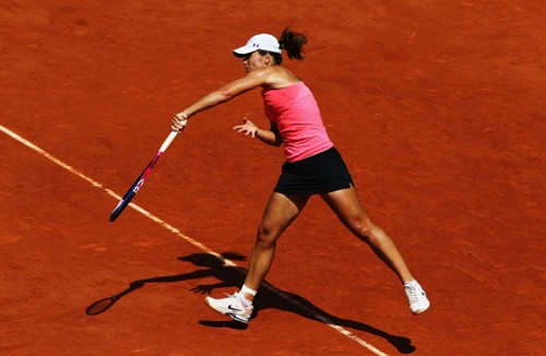 2012 French Open: Day 7