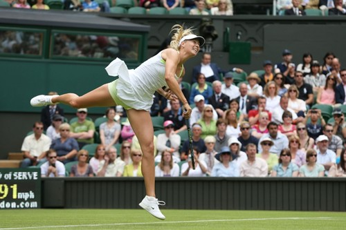 2012 Wimbledon: Day 1