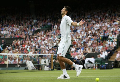2012 Wimbledon: Day 5