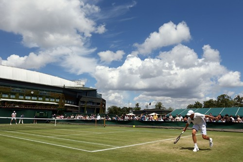 2012 Wimbledon: Day 6