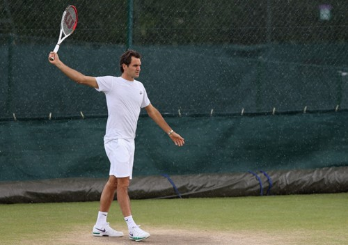 The Championships - Wimbledon 2012: Middle Sunday