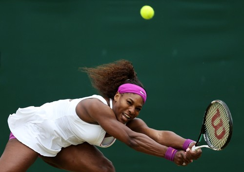 2012 Wimbledon: Day 8