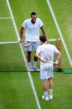 2012 Wimbledon: Day 12